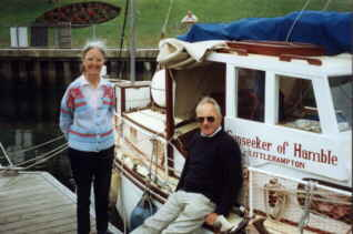 Sunseeker Chapter 5 - Sandy and Alice of Girvan