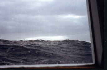 Sunseeker Chapter 11 - Big waves in Bay of Biscay