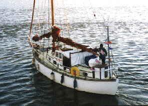 Sunseeker's Specification - Sunseeker of Hamble ready for sea